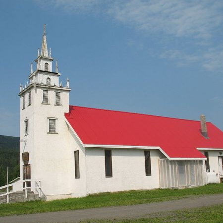 В Канаде мужчина открыл стрельбу в церкви